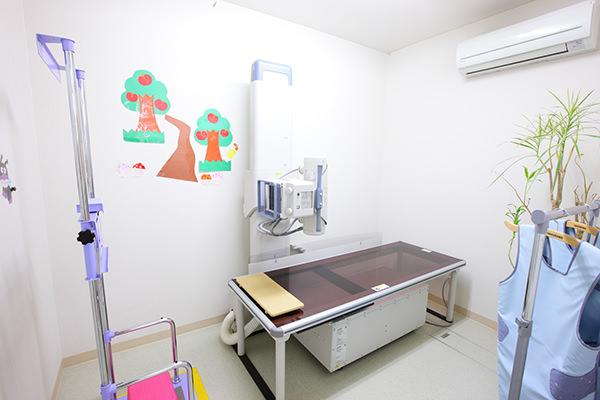 X線撮影室